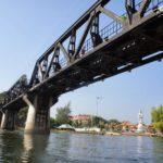 【タイ08】戦場にかける橋と鉄道の旅