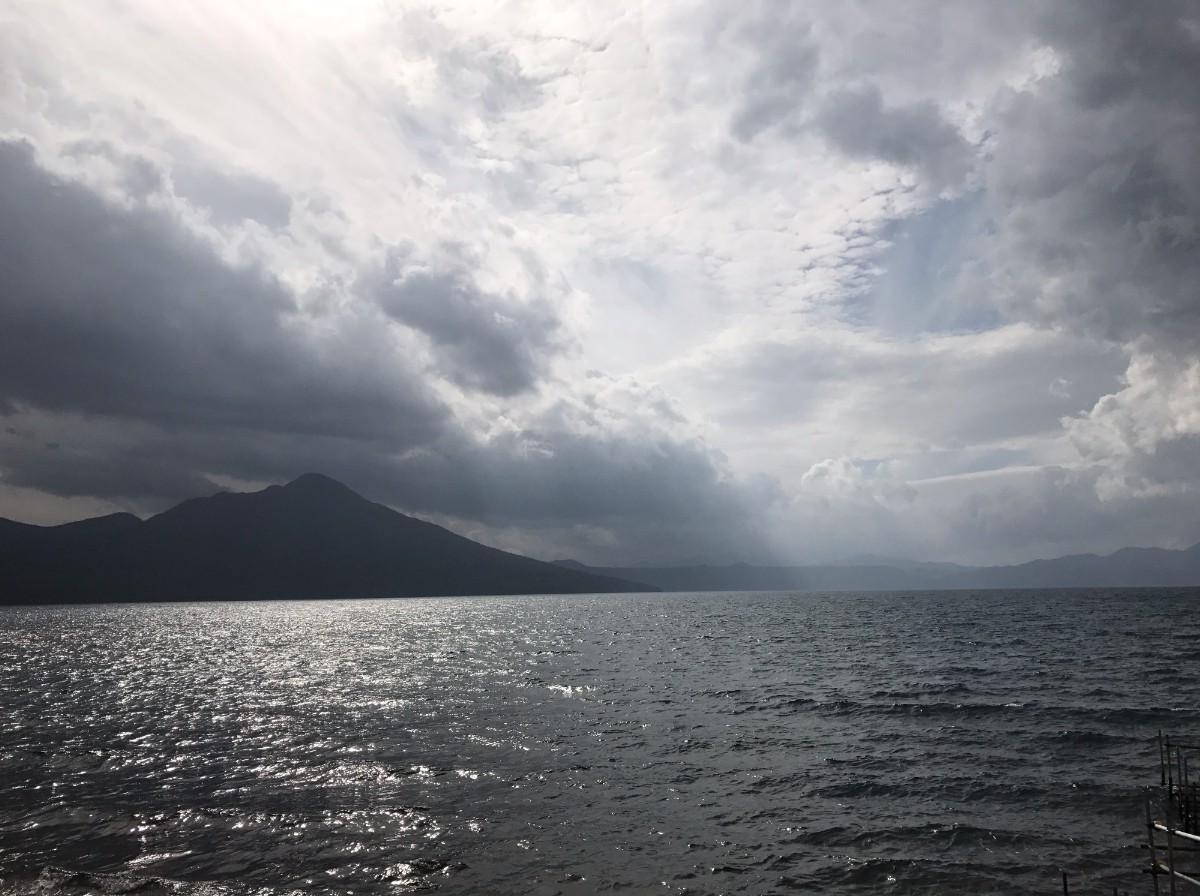 【札幌07】最終日は支笏湖を普通に観光してきた。w