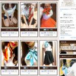 【池袋05】紙パンツをチョキチョキしてムスコさんに触る事故多発!