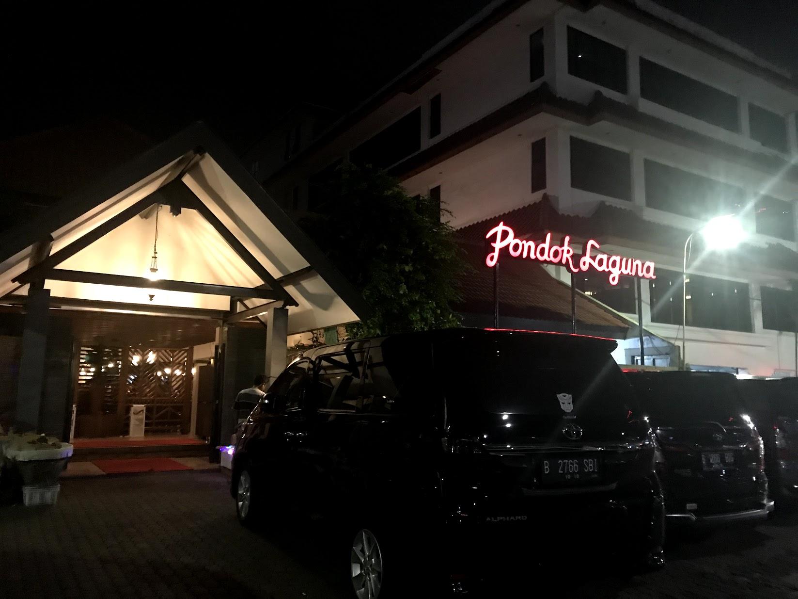 【ジャカルタ05】リゾート感あるレストランで乾杯!