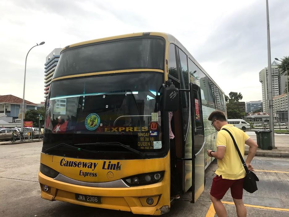 【シンガポール04】シンガポールからマレーシアへ!